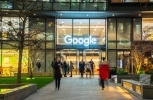 Google headquarters in London, England. (Shutterstock)