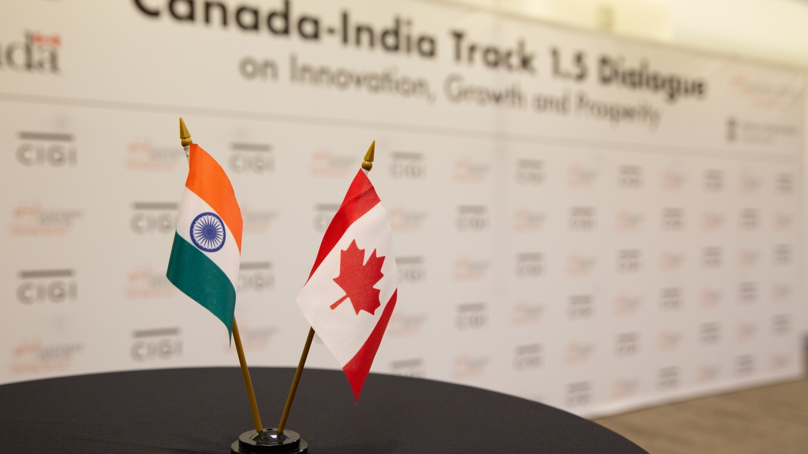 VIDEO: Canada-India Track 1 5 Dialogue on Innovation, Growth and