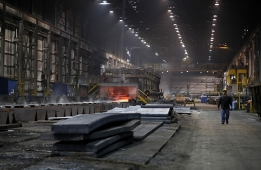 US steel and aluminum tariffs imposed roughly a year ago on Canada and Mexico are officially lifted. (AP Photo/Jeff Roberson, File)