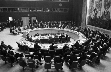 UN Security Council, 1968