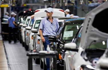 Vehicle Assembly Line | AP Photo/Erik Schelzig