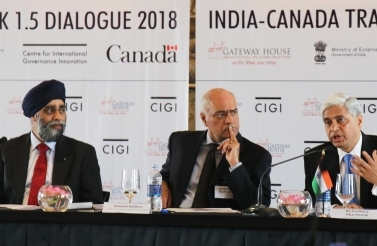 The Canada-India Dialogue on Innovation, Growth and Prosperity will promote bilateral economic growth and innovation in the digital economy.