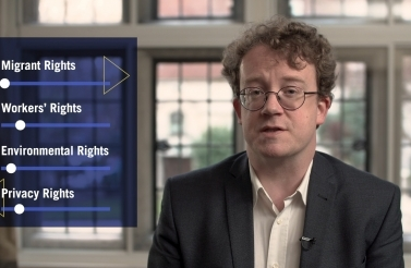 Colm O'Cinneide on Brexit and human rights