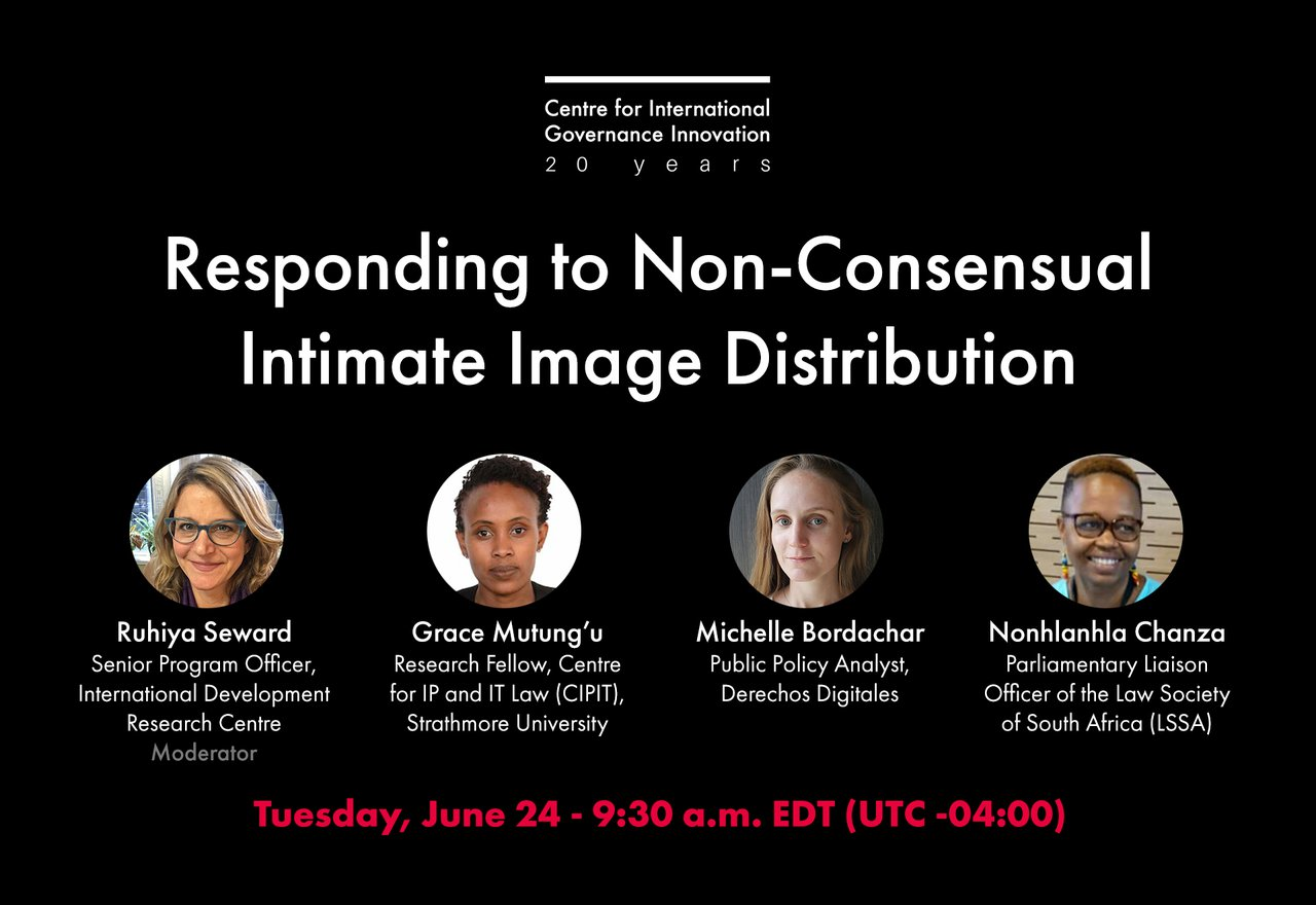 Responding to Non-Consensual Intimate Image Distribution